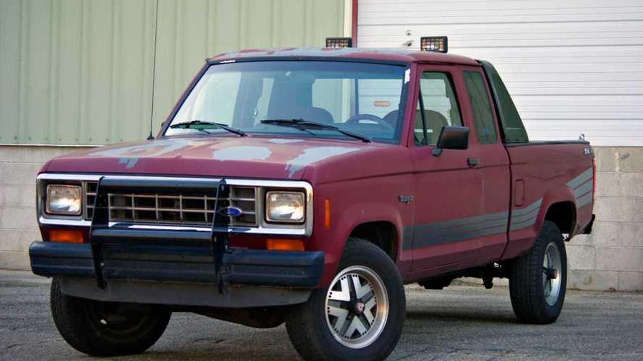 1988 Ford Ranger STX