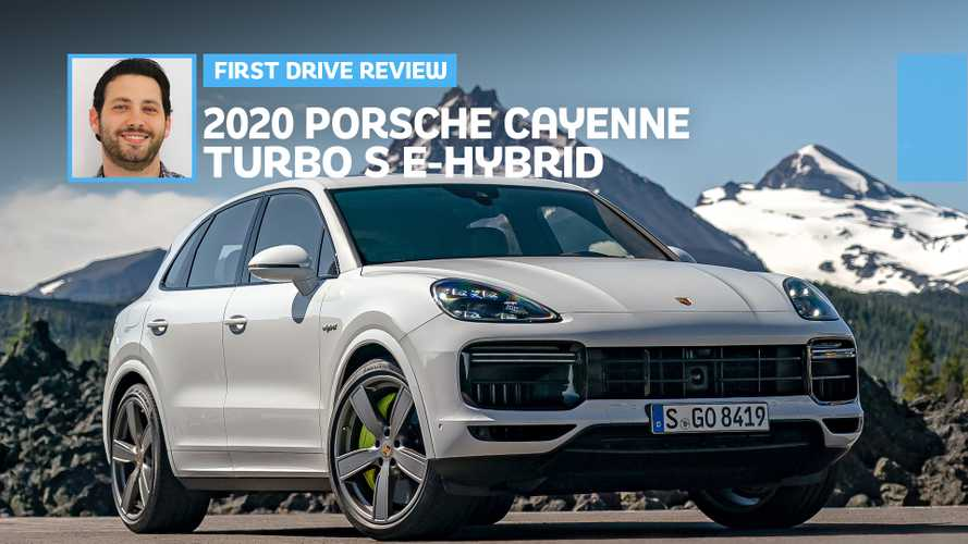 2020 Porsche Cayenne Turbo S E-Hybrid first drive: Electrification intensification