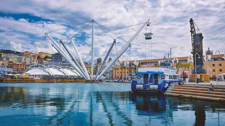Veicoli elettrici a Genova, accesso ZTL, strisce blu e altre agevolazioni