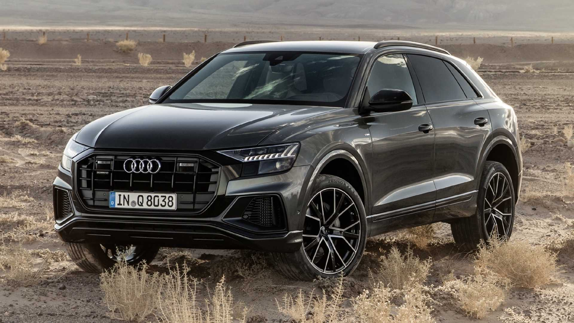 Image result for Audi Q8