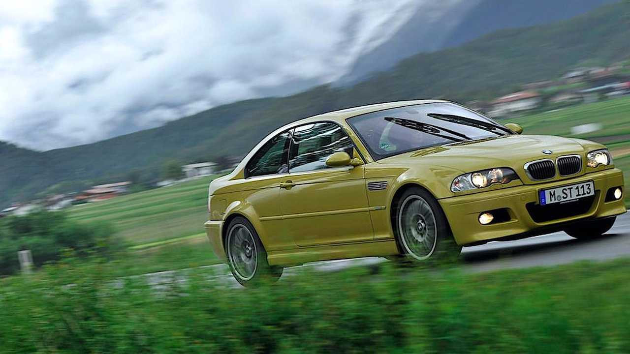 2002-2007 BMW M3 E46 Buying Guide