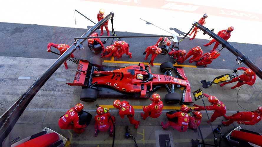 Ferrari: Binotto non si tocca, la Rossa quasi certamente sì