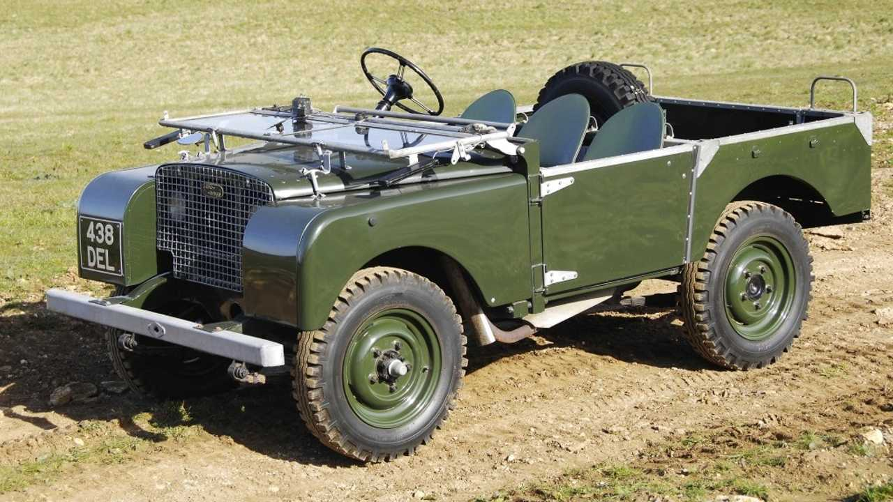 Land Rover Serie  I