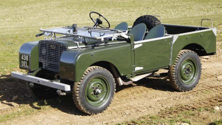 Guide d'achat : Land Rover Série I (1948-1958)