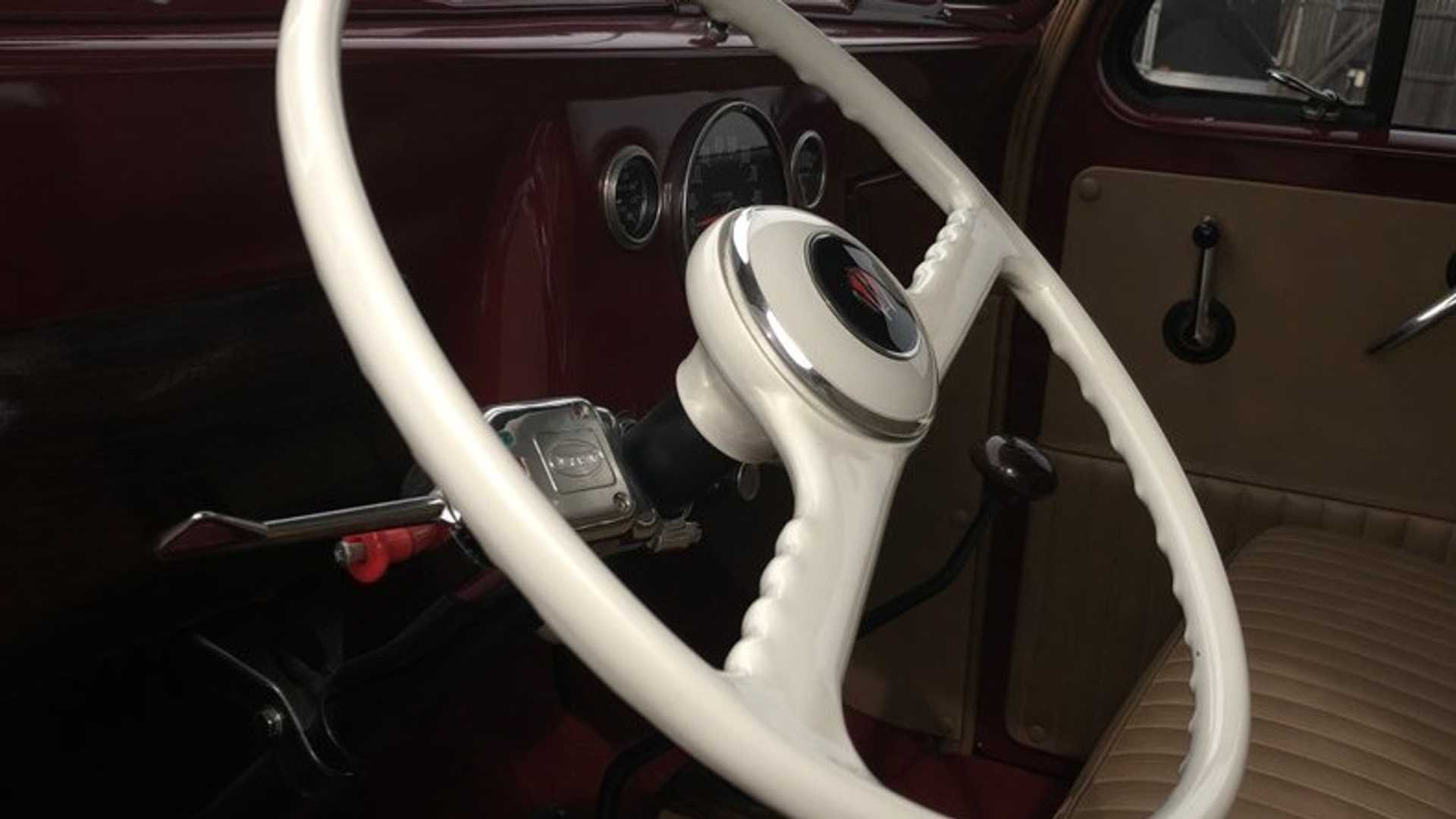 "[""This 1961 Willys Pickup Will Let You Cruise In Style""]"