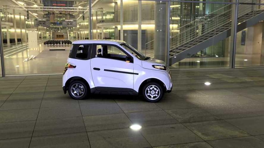 Российская компания Zetta хочет выпустить электрическое купе