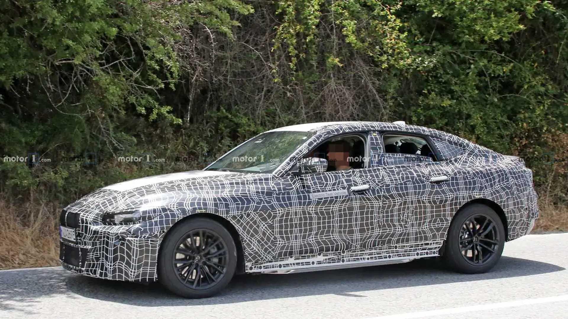 2021 BMW i4 68