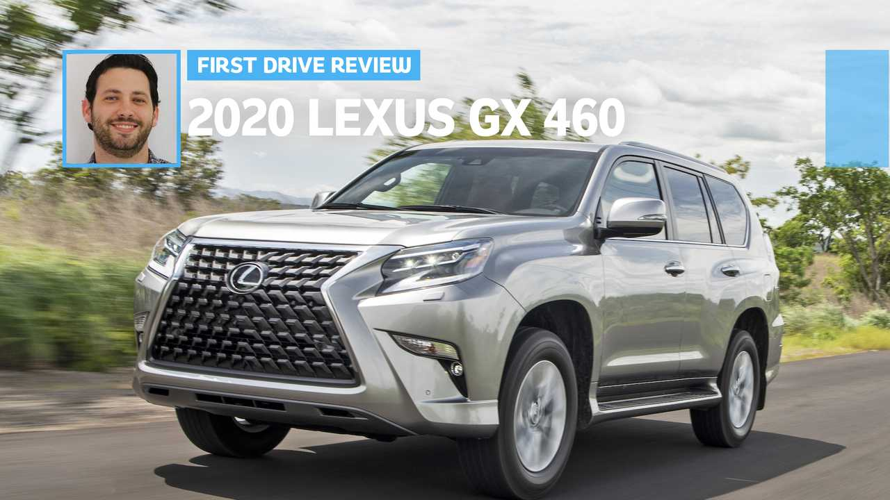2020 lexus gx 460 first drive the last og