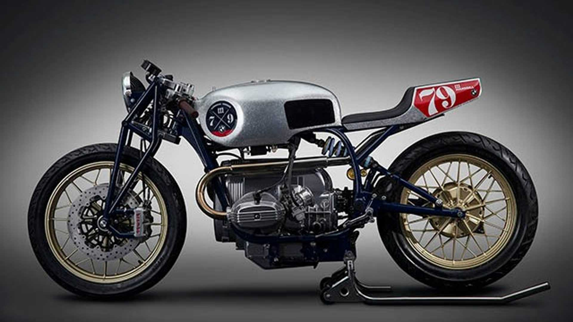 Mandrill Garage's BMW R80 Build Is A Showstopper