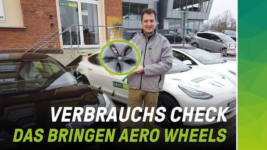 Can Aero Wheels, New Suspension Improve Tesla Model 3 Range By 10%?