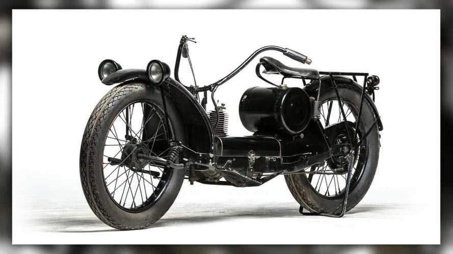 Ner-a-Car (1921): So seltsam können Motorräder sein