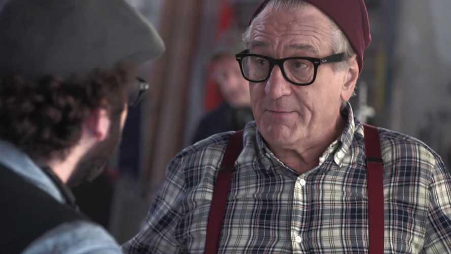 Ad Script Confuses Robert De Niro: Trendy Version Of The Kia E-Niro