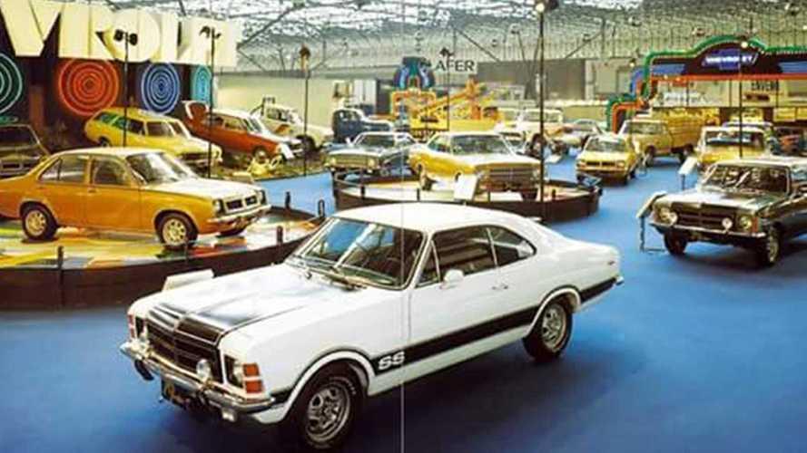 Collection: Onde está o Chevrolet Opala SS apresentado no Salão de 1978?