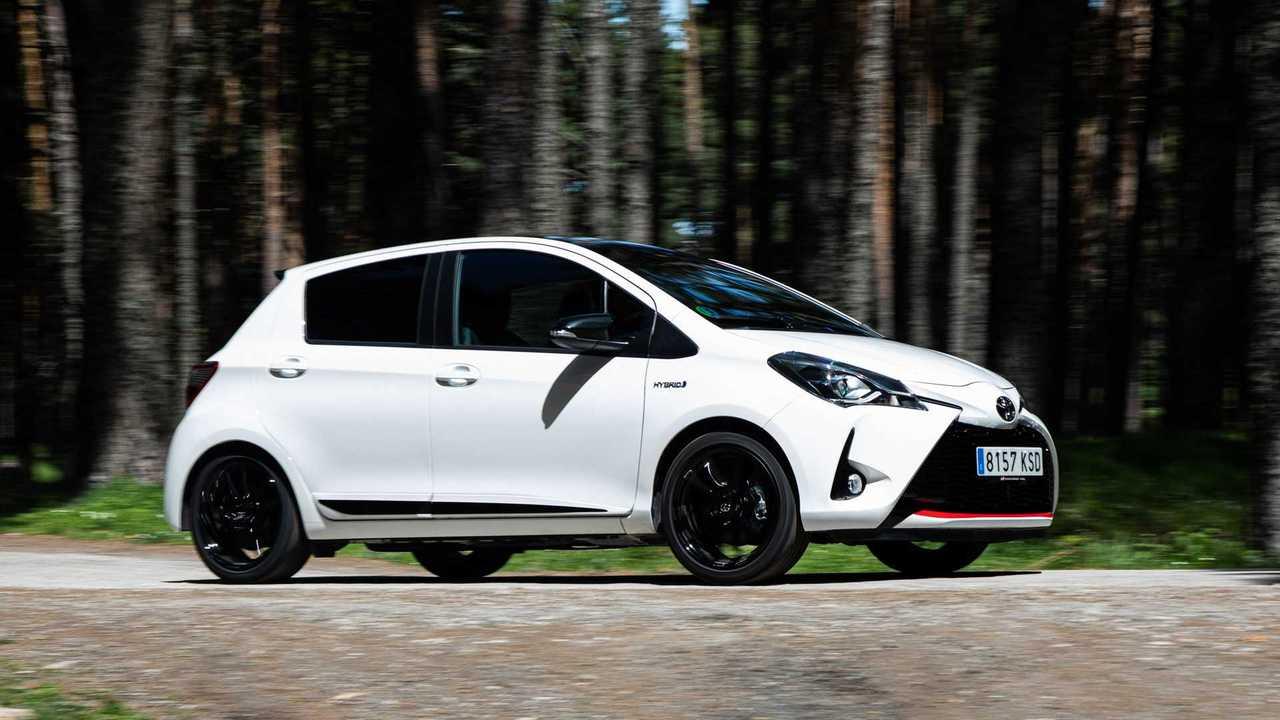 Toyota Yaris 5p 100H GR-SPORT  2019 prueba