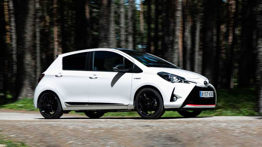 Prueba Toyota Yaris GR-SPORT 2019, el híbrido más deportivo