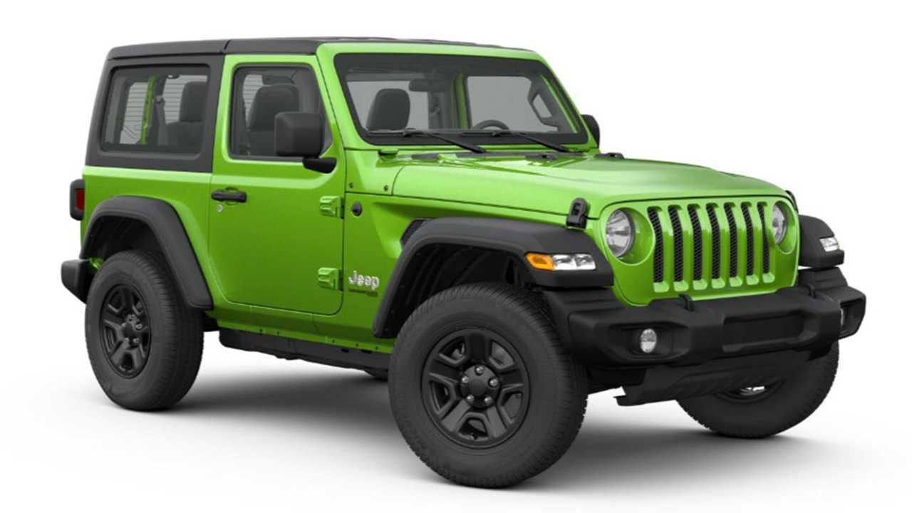 Anthony Karr's Wrangler - $32,165