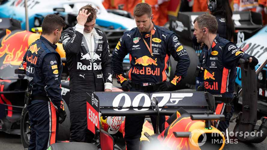 Red Bull grid drama was cracked rear wings