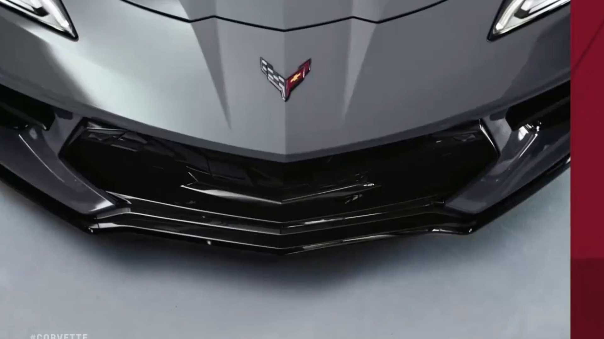 corvette c8 convertible  c8 r race car to be revealed this fall