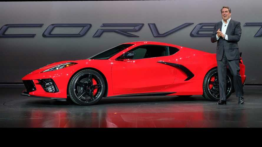 Corvette May Become A Brand With Sedan, SUV, And Cadillac Copy: Rumor