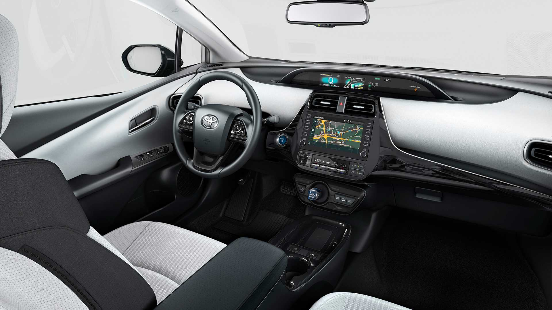 Toyota Upgrades Prius Plug-in Hybrid In Europe To A 5-Seater