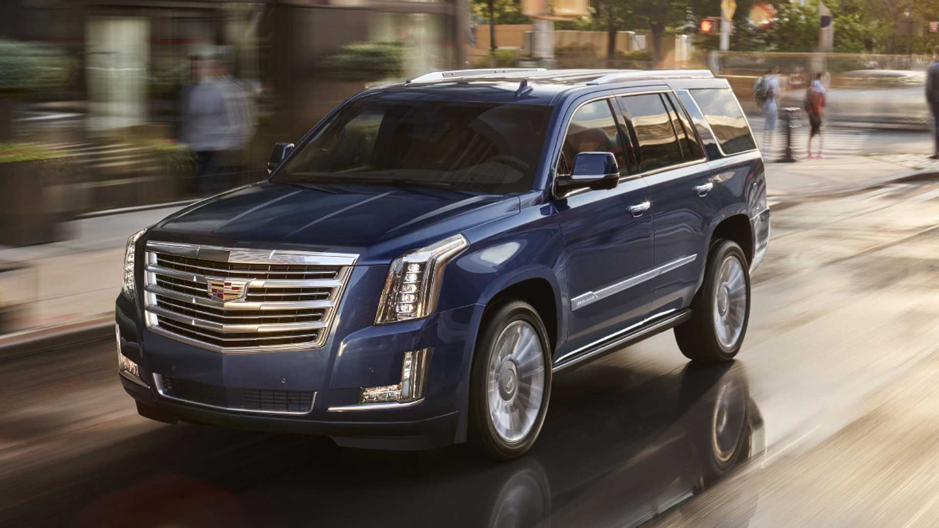 Cadillac Escalade EV SUV Is Coming With 400 Miles Of Range