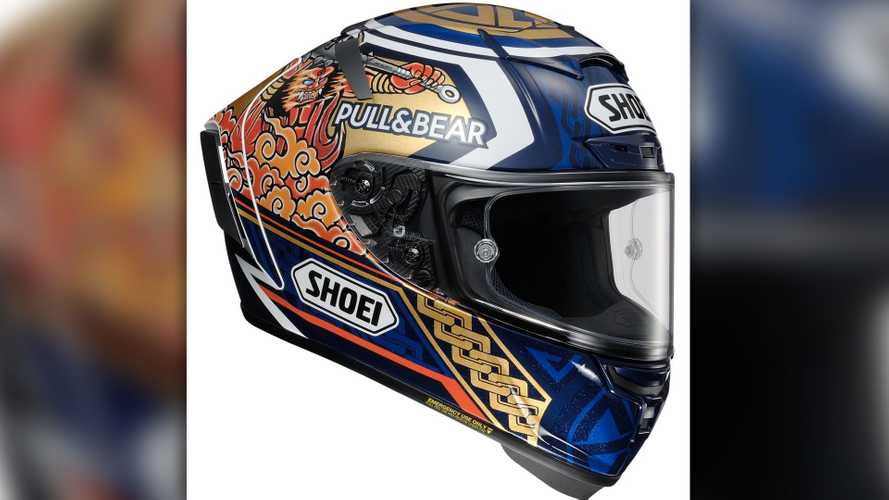 Shoei Marquez Motegi 3 TC-2