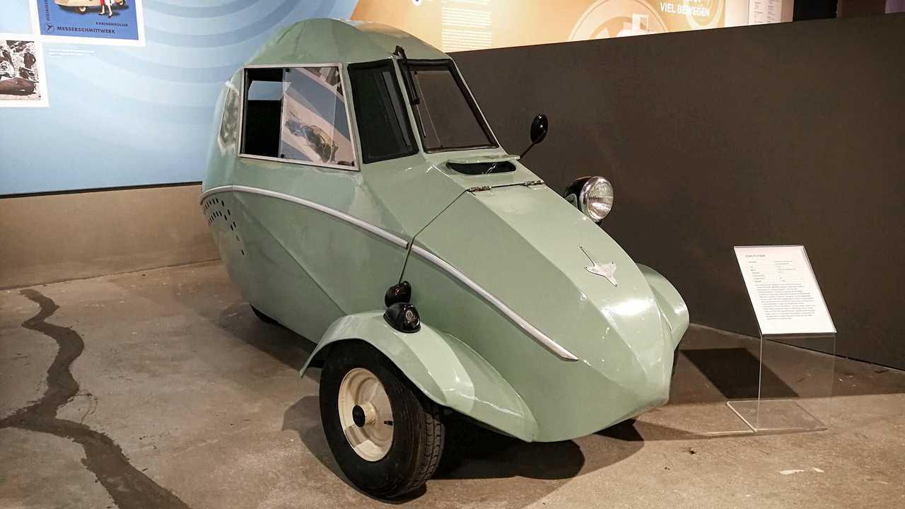 Kleinwagen-Ausstellung in Einbeck: Fend Flitzer