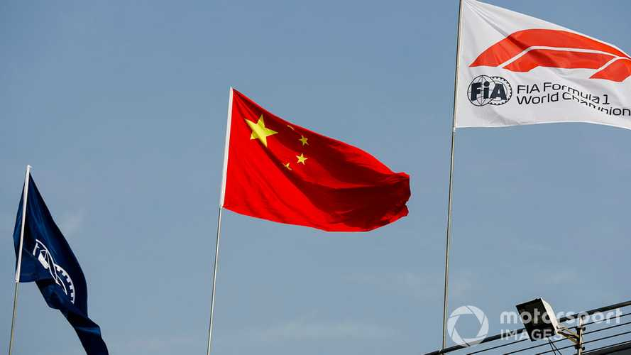 'Highly interested' F1 plans talks over China street race