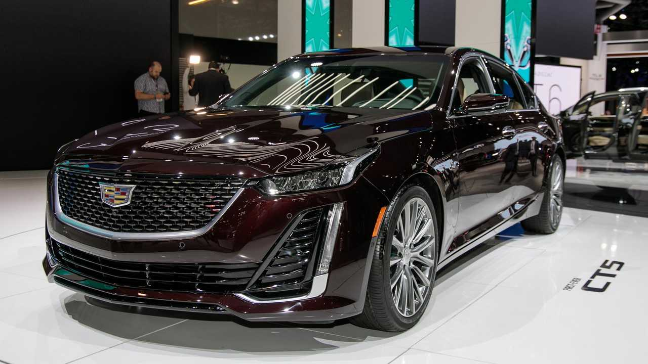 2020 Cadillac CT5 Debuts, Says Goodbye To CTS [UPDATE]