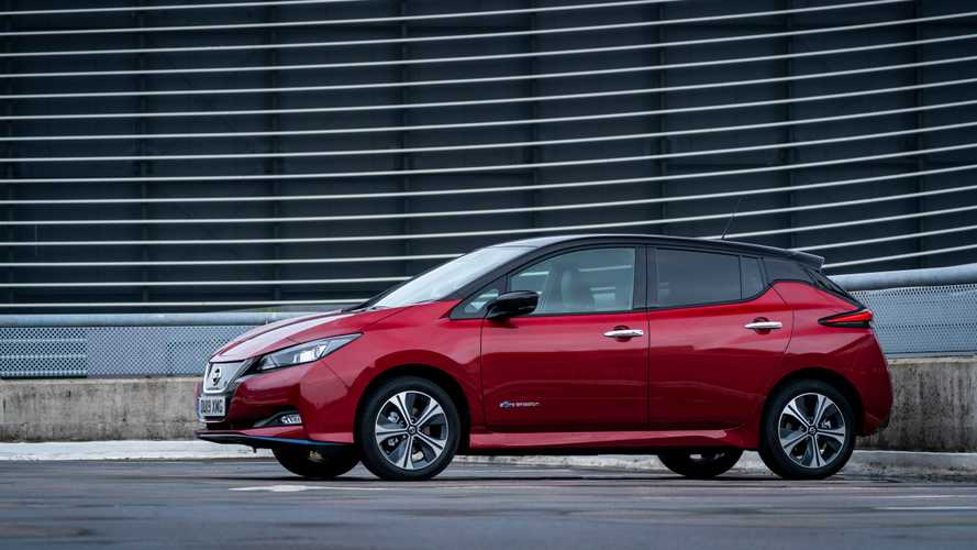 Nissan LEAF e+ 2019 (UK spec)