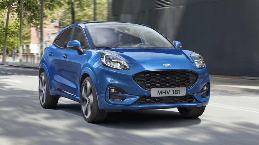 Ford Puma (2019): Alter Name, neues Auto