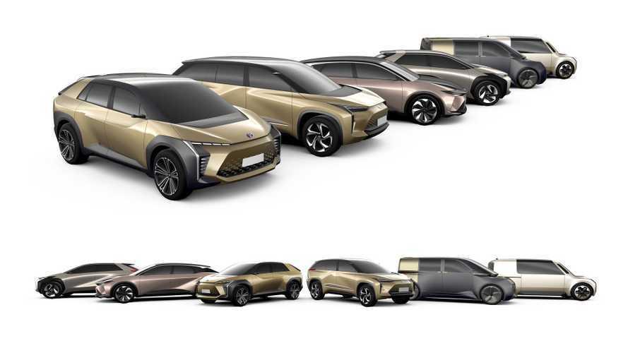 Toyota commercialisera six modèles électriques avant 2025