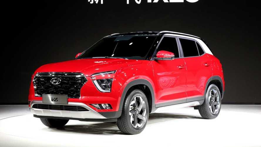 Novo Hyundai Creta herdará motores do Kia Seltos na Índia