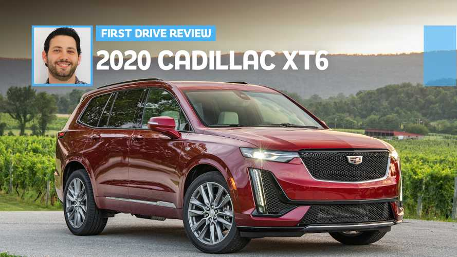 2020 Cadillac XT6: Design, Specs, Equipment, Price >> 2020 Cadillac Xt6 First Drive Mo Money Mo Problems