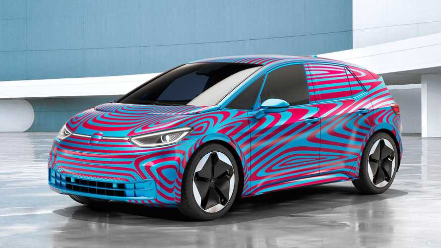 Volkswagen ID.3 launch plans in detail