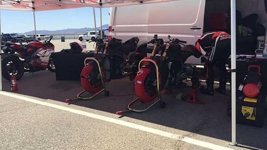 Ducati, da Pikes Peak 2019 indizi per una nuova Streetfighter