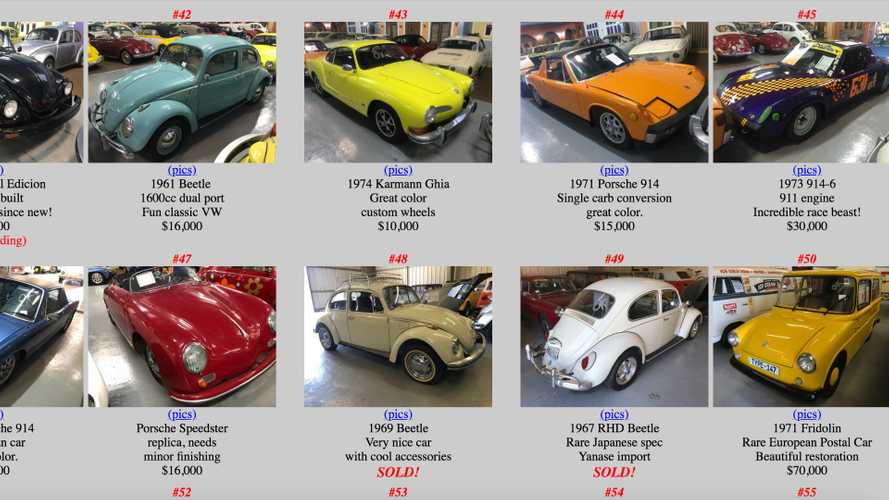 Volkyland Museum Collection Sale