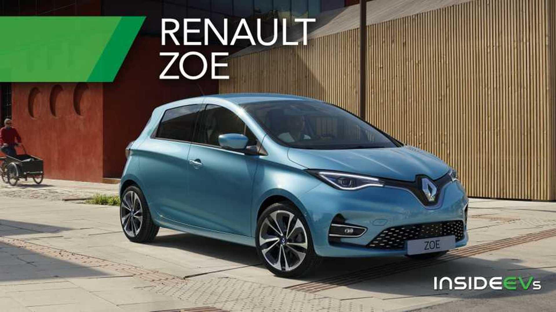 Renault Zoe, cosa c'è da sapere