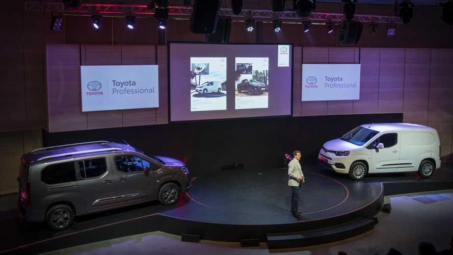 Toyota Professional, ecco la strategia europea per i furgoni