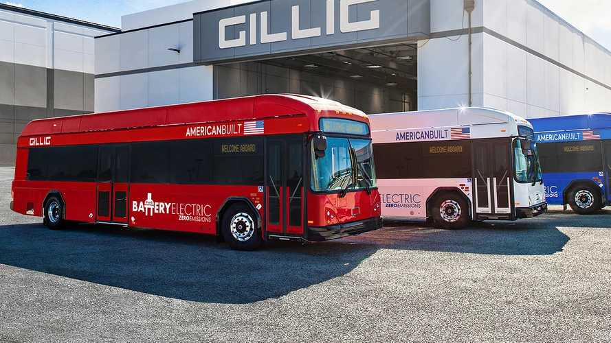 Gillig Introduces All-Electric Bus Powered By Cummins