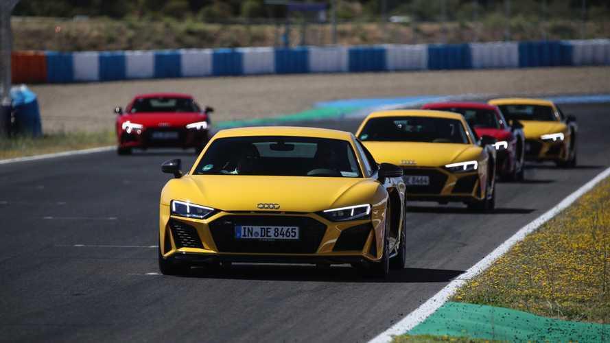Audi driving experience 2019: comienza la diversión