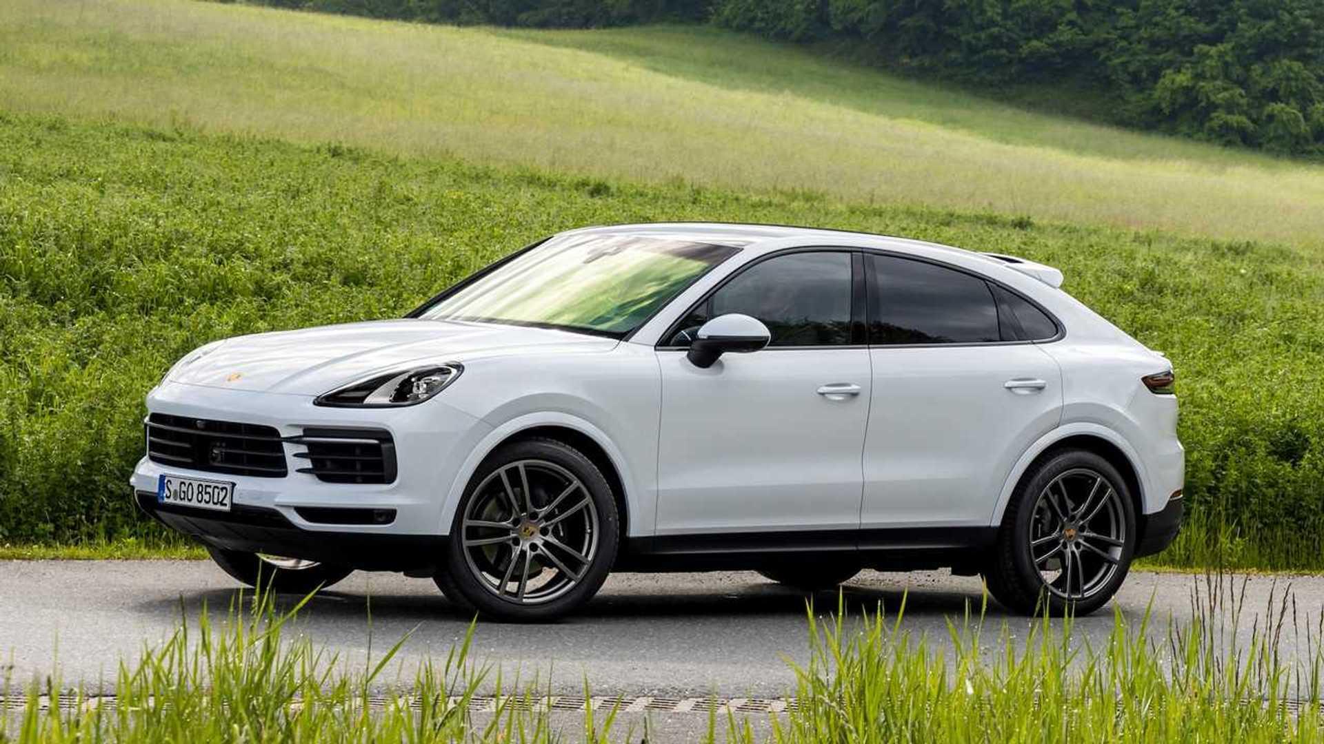 Ja Dirigimos Porsche Cayenne Coupe E A Pimenta Que Faltava