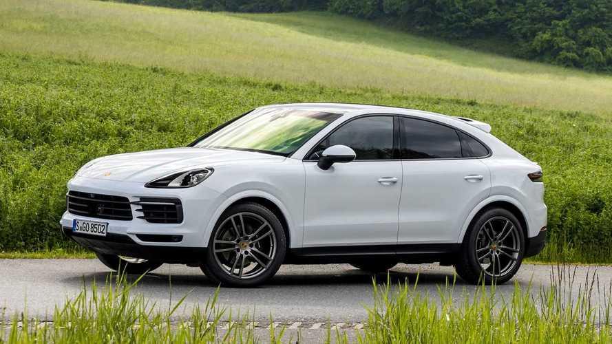 2019 Porsche Cayenne Coupe: İlk Sürüş