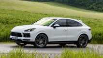 2020 Porsche Cayenne Coupe first drive