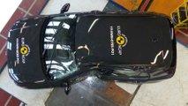 Volkswagen T-Cross, Euro NCAP crash test