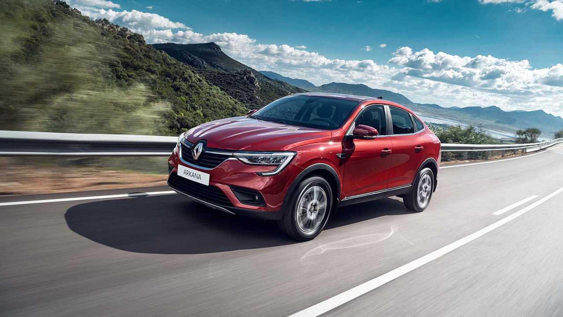 2020 Renault Megane SUV Wallpaper