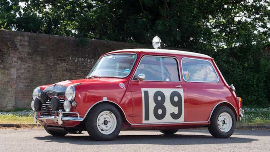 Replica Monte Carlo Cooper S Has Genuine Ties To The Rally