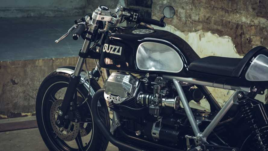 Incredible Moto Guzzi LeMans 1000 Build