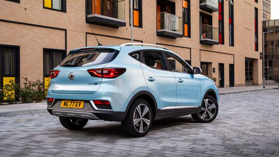 MG already received 2,000 orders for ZS EV