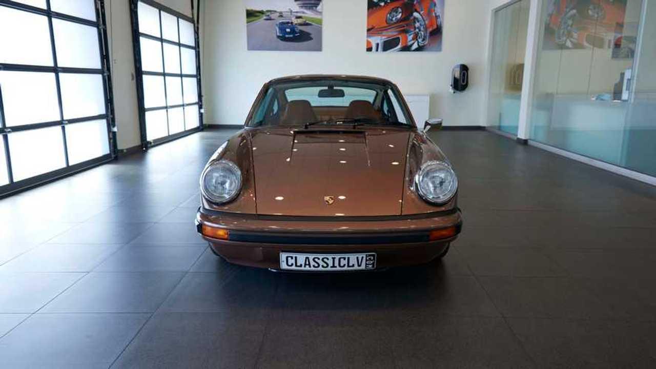 1974 Porsche 911 Carrera Has A Remarkable Vehicle History